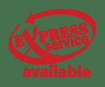 Express Service Available