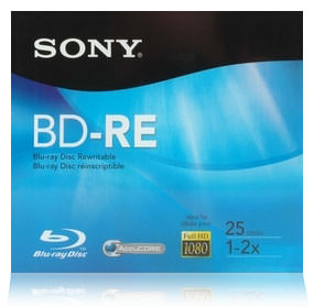 Blu-ray RE Disc