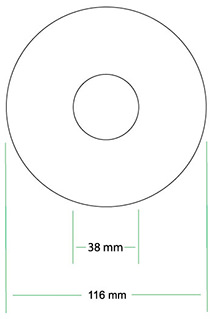 extended CD image dimensions