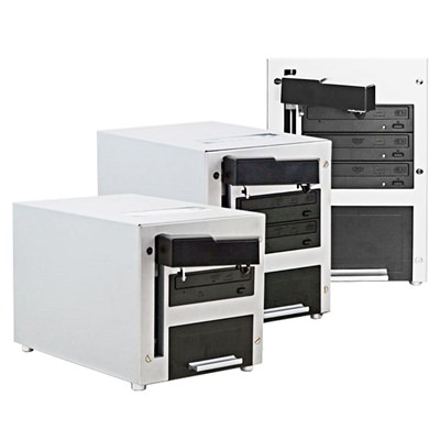 "AV Pro ""Cube"" Standalone Automated DVD CD Duplicator Towers"