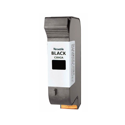Microboards DX1/DX2/PF2 Black Ink Cartridge