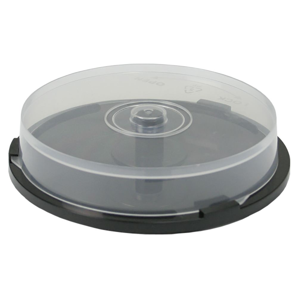 EMPTY CD//DVD CAKE BOX SPINDLE 50 DISCS
