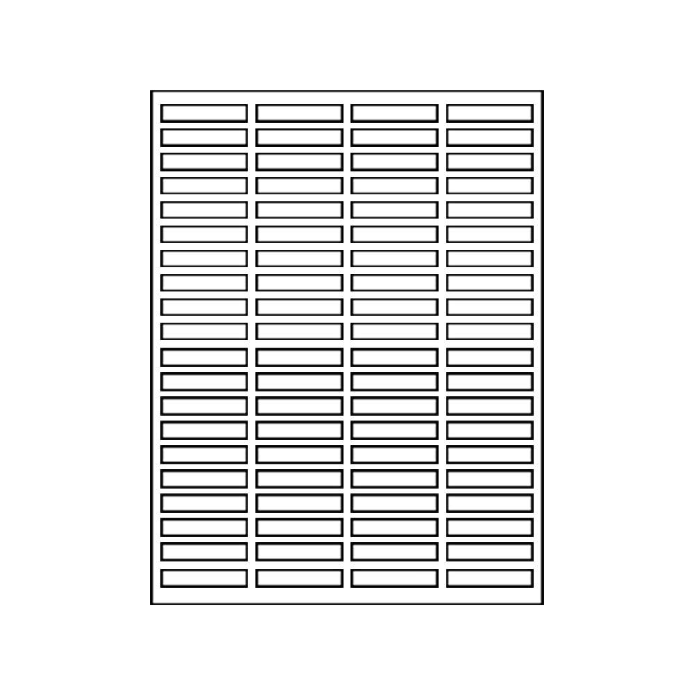 Return address labels avery compatible 5167 cdrom2go for Avery templates 5167 blank