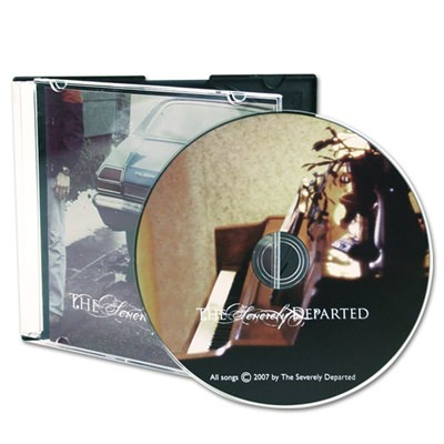 DVD and Slimline Jewel Case w/ 4 Panel Insert