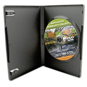 Dual Layer DVD in DVD Case