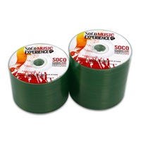 Picture for category Bulk Mini CDs / No Packaging